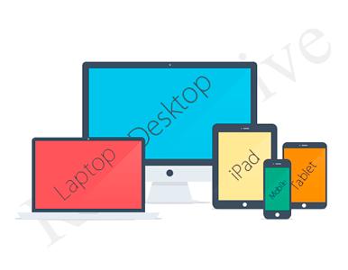 Hire responsive website designer